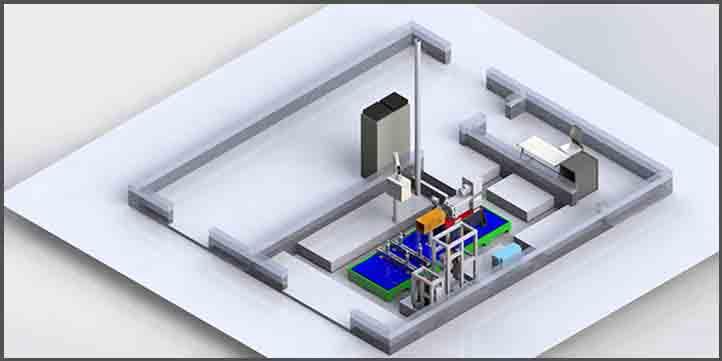 ENGINE DYNAMOMETER TEST SYSTEM