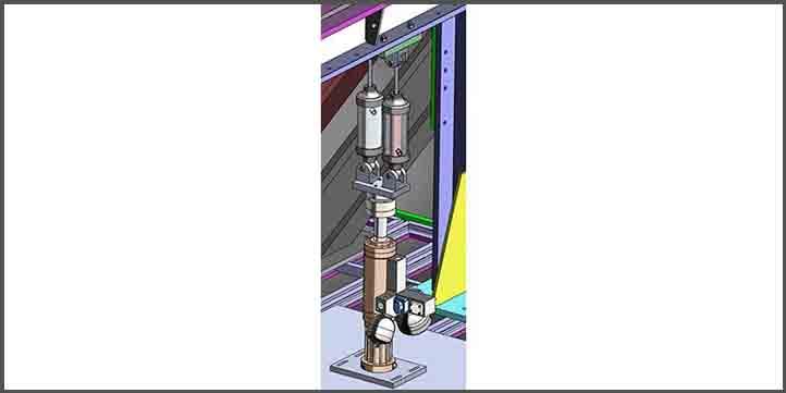 Servo Hydraulic Test System Controller